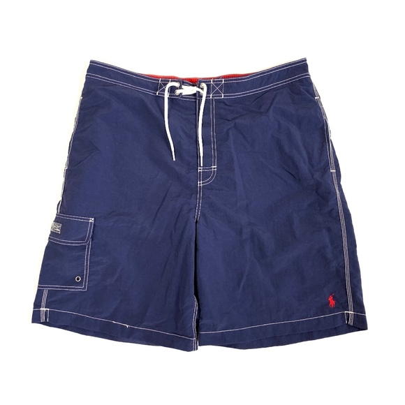 84704bce7a Polo by Ralph Lauren Swim | Polo Ralph Lauren Trunk Board Shorts ...